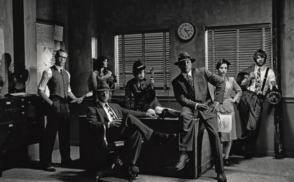 NCIS LA Cast